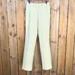 Theory | Vintage Slim Gingham Pants Size 10